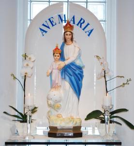 Ave Maria i St.Magnus