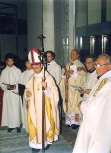 Innvielse av St. Magnus kirke